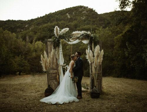 Mariage de Stéphanie et Anthony